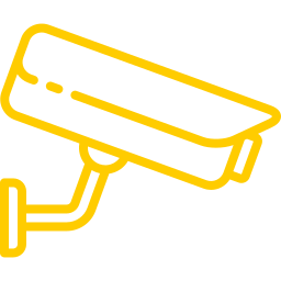 An icon depicting a CCTV camera.